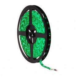 Taśma LED 60 SMD 5050/ 1Mb Premium Zielona IP20 14,4W