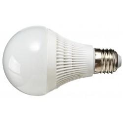 Żarówka E27 30 LED SMD 2835 Globe (Plastik) Ciepła Biała 10W