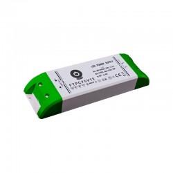 Zasilacz Meblowy LED 12V/6.25A Plastikowy FTPC 75W