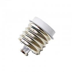 Adapter przejściówka E40 - E27 230V