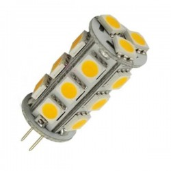 Żarówka G4 18 LED SMD 5050 3,5W Zimna