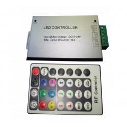 Kontroler RGB RF 28 Przycisków (Kodowany)