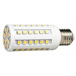 Żarówka E14 60 LED SMD 5050 Corn 9W Ciepła