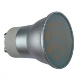 Żarówka GU11 12 LED SMD 5630 2,6W Ciepła