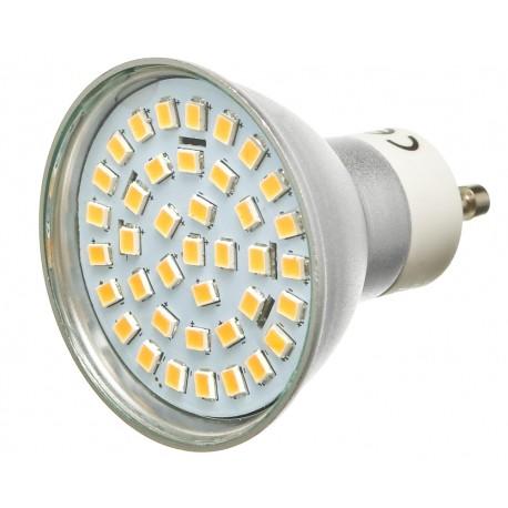 Żarówka GU10 30 LED SMD 2835 Ciepła Biała 3,2W