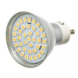 Żarówka GU10 40 LED Smd 2835 Ciepła 4W