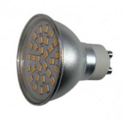Żarówka GU10 30 LED SMD 2835 Biała Ciepła 3,8W