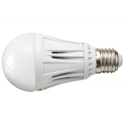 Żarówka E27 30 LED SMD 2835 Kulka Aluminium Ciepła Biała 11,7W