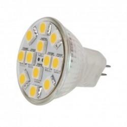 Żarówka MR11 12 LED SMD 5050 0,2W